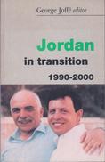 Jordan In Transition, 1990-2000 By George Joffe