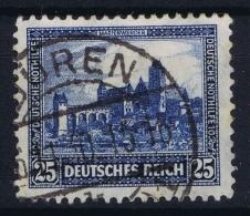 Deutsche Reich:  Mi Nr 448  Gestempelt/used/obl. 1930 IPOSTA - Allemagne