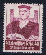 Deutsche Reich:  Mi Nr 564  MH/* Falz/ Charniere 1934