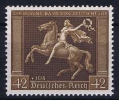 Deutsche Reich:  Mi Nr 671 MNH/**/postfrisch/neuf Sans Charniere 1938 - Deutschland