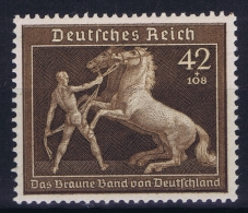 Deutsche Reich:  Mi Nr 699 MNH/**/postfrisch/neuf Sans Charniere  1939 - Ungebraucht