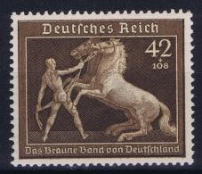 Deutsche Reich:  Mi Nr 699 MNH/**/postfrisch/neuf Sans Charniere  1939