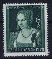 Deutsche Reich:  Mi Nr 700 MNH/**/postfrisch/neuf Sans Charniere  1939 - Ungebraucht