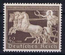Deutsche Reich:  Mi Nr 747  MNH/**/postfrisch/neuf Sans Charniere 1940 - Unused Stamps