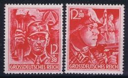 Deutsche Reich:  Mi Nr 909 - 910 MNH/**/postfrisch/neuf Sans Charniere 1945