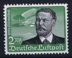 Deutsche Reich:  Mi Nr 538 MNH/**/postfrisch/neuf Sans Charniere 1934 - Poste Aérienne