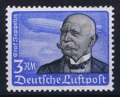 Deutsche Reich:  Mi Nr 539 MNH/**/postfrisch/neuf Sans Charniere 1934 - Luftpost