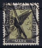 Deutsche Reich:  Mi Nr 384  Gestempelt/used/obl. 1928 - Luftpost