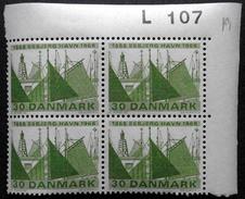 Denmark 1968 Cz. Slania    MiNr.467    MNH (**)   (lot  4893)    Catalogue Value:  AFA 10 € - Nuovi