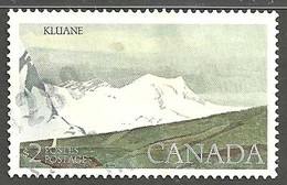 Sc. #727 National Park Definitive, Kluane Used 1979-85 K430 - 1952-.... Règne D'Elizabeth II