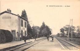 44 - LOIRE ATLANTIQUE / Bouaye - La Gare - Beau Cliché - Bouaye