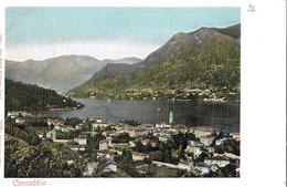 CERNOBBIO → Sehr Schöne Und Alte Karte, Ca.1900 - Como