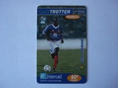 "INTERCALL  PU45   "" Utilisée ""  LILIAM THURAM - France"