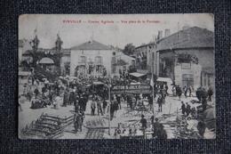 EINVILLE - Comice Agricole, Vue De La Place De La Fontaine. - Autres Communes