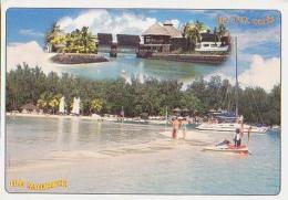 Ile Maurice         H20        L'ile Aux Cerfs ( 2 Vues ) - Mauritius