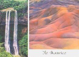 Ile Maurice         H21        Chamarel  ( 2 Vues ) - Mauritius