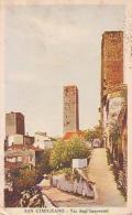 Italie        484         San Dimignano.Via Degl' Innocenti - Caserta