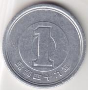 @Y@    Japan  1 Yen     (4340) - Japan