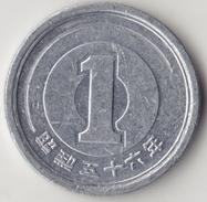 @Y@    Japan  1 Yen     (4341) - Japan
