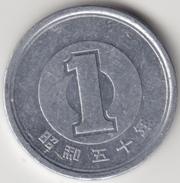 @Y@    Japan  1 Yen     (4343) - Japón