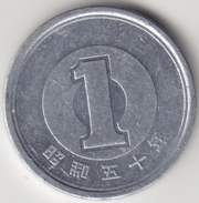 @Y@    Japan  1 Yen     (4343) - Japan