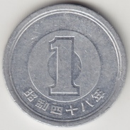 @Y@    Japan  1 Yen     (4346) - Japan