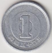 @Y@    Japan  1 Yen     (4350) - Japan