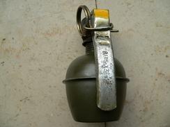 Grenade Offensive Modéle 37 Avec Ba 35 Neutralisée - Armes Neutralisées