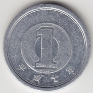 @Y@    Japan  1 Yen     (4355) - Japan