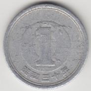 @Y@    Japan  1 Yen     (4359) - Japan