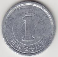 @Y@    Japan  1 Yen     (4361) - Japan
