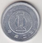 @Y@    Japan  1 Yen     (4362) - Japan
