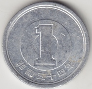 @Y@    Japan  1 Yen     (4363) - Japan