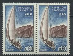 FRANCE    Aix Les Bains  Paire  N° Y&T  1437  ** - Unused Stamps