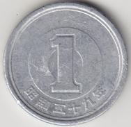 @Y@    Japan  1 Yen     (4364) - Japan