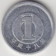@Y@    Japan  1 Yen     (4366) - Japan