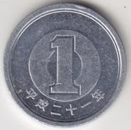@Y@    Japan  1 Yen     (4367) - Japon