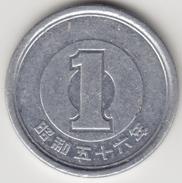 @Y@    Japan  1 Yen     (4371) - Japan