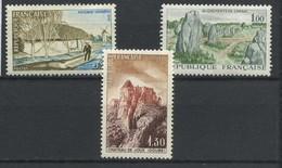FRANCE     N° Y&T  1439  à  1441  ** - Unused Stamps