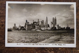 ETATS UNIS, LOWER NEW YORK VIEW FROM THE HARBOR - Multi-vues, Vues Panoramiques