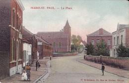 HAINE-SAINT-PAUL : La Place - Belgique