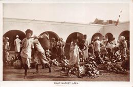 ¤¤  -  YEMEN   -  ADEN  -  Marché Aux Fruits      -  ¤¤ - Yémen