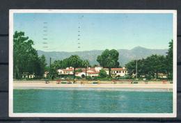 Etats Unis. The Santa Barbar Biltmore Hotel - Santa Barbara