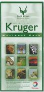 2009 -Kruger National Park - South Africa - Dépliants Turistici