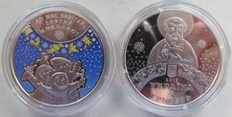 "Ukraine - 5 Grivna Coin 2016 ""ST. NICHOLAS DAY"" UNC - Ucraina"