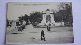 CHARTRES Monument Mémoire Des Enfants D'eure Et Loir Morts Pour La Patrie En 1870 - 71 - Chartres
