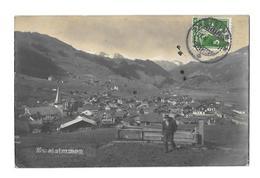 (12595-00) Suisse - Zweisimmen - BE Bern