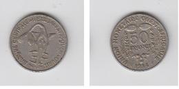 50 FRS 1984 - AFRIQUE DE L'OUEST - Monnaies