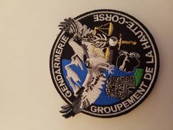 Ecusson Gendarmerie - Police & Gendarmerie