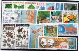 WALLIS Et FUTUNA : Année Complète 1995 ** - Wallis And Futuna